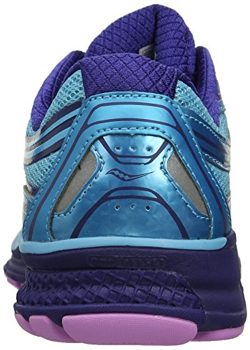 Saucony Guide pink Chaussures W purple Blue De 9 Femme Course TTqdzSrOwx