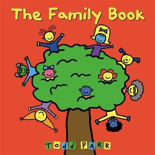 Family Book Todd Parr product image