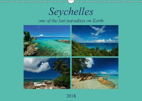 Seychelles 2018: One of the last paradises on Earth (Calvendo Places)