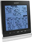 La Crosse Technology Weather Direct WD-3209U 4 Day Internet Powered Wireless Forecaster with Forecast Alerts and E.L. Backlight