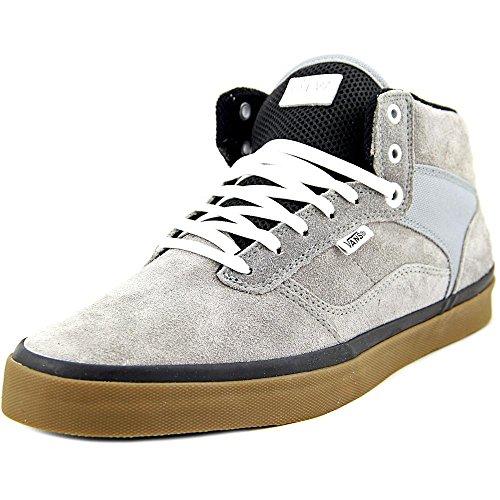 Vans Bedford Men US 7 Gray Sneakers