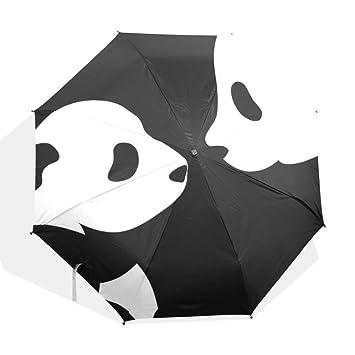 Exclusiva Custom lifei Business 2017 nueva mujer lluvia paraguas de dibujos animados creativa Animal sol sombrilla