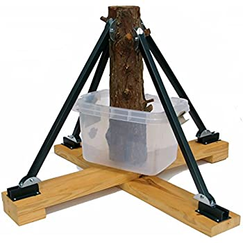 Amazon.com: Heavy Duty 8 Brace Christmas Tree Stand. This ...