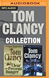 Tom Clancy - Collection: The Hunt for Red October & Clear and Present Danger (Jack Ryan Novels)