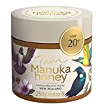 UMF 20+ New Zealand Manuka Honey by the eco-friendly bee-friendly people at Tahi (250gm)