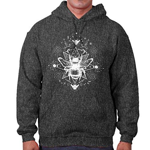 Spirit Animal Bee Shirt | honeybee Garden Celestial Cool Gift Hoodie Sweatshirt