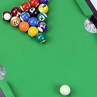 Mesa de billar Mini mesas de Billar Niños Mesa Grande Juegos Geniales Juguetes para Niños Y Niñas Regalos De Cumpleaños (Color : Green, Size : 81.5 * 43 * 62cm): Amazon.es: Hogar