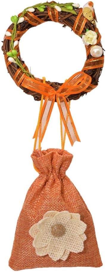 자크버 오렌지 포만더 도어 노브   다목적 포푸리 행거- 미국에서 만든