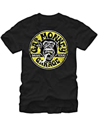 Gas Monkey - Equipped T-Shirt Size XL
