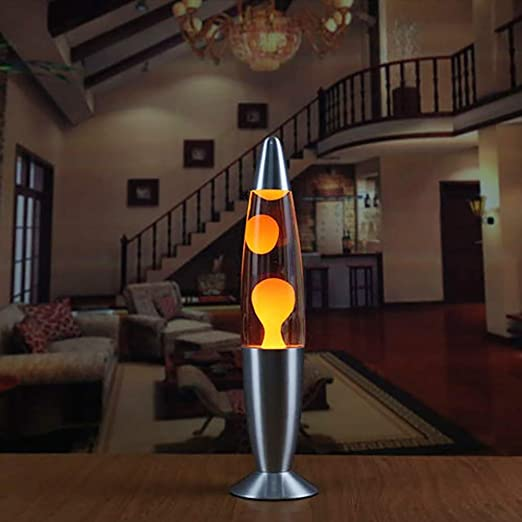 XY-M Antideslumbrante-Light AC230V 25W Lámpara De Lava Volcánica ...