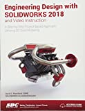 img - for Engineering Design with SOLIDWORKS 2018 and Video Instruction book / textbook / text book
