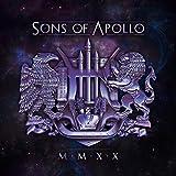 51sN9ZNTEFL. SL160  - Sons of Apollo - MMXX (Album Review)