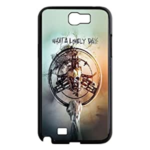 MadMax What A Lovely Day Samsung Galaxy N2 7100 Cell Phone Case Black DIY Gift xxy002_5050493