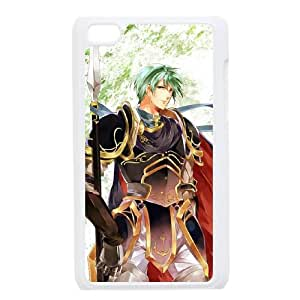 iPod Touch 4 Case White Fire Emblem The Sacred Stones OJ452935