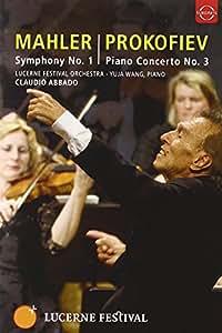 Lucerne Festival 2009 (Mahler: Symphony 1 / Prokofiev: Piano Concerto No. 3)