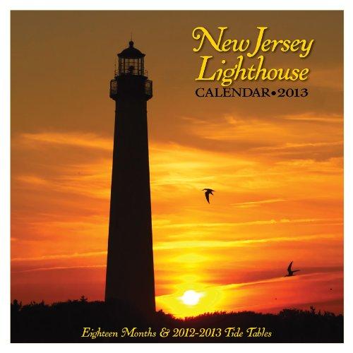 New Jersey Lighthouse Calendar 2013