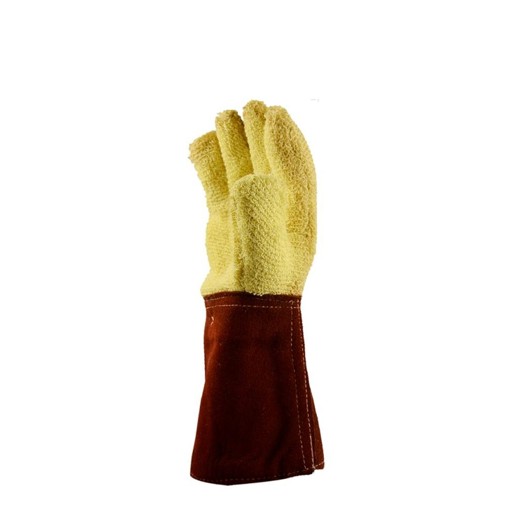 Thickening factory operations dedicated anti-high temperature anti-cutting insulation anti-tear protection labor insurance gloves by LIXIANG (Image #3)
