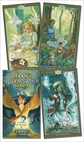 So Below Deck: Book of Shadows Tarot, Volume 2: Amazon.es ...