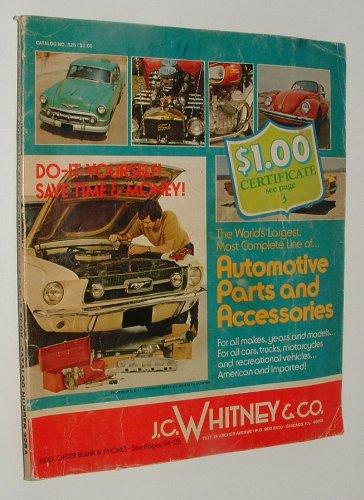 J C  Whitney   Co  Catalog No  325A