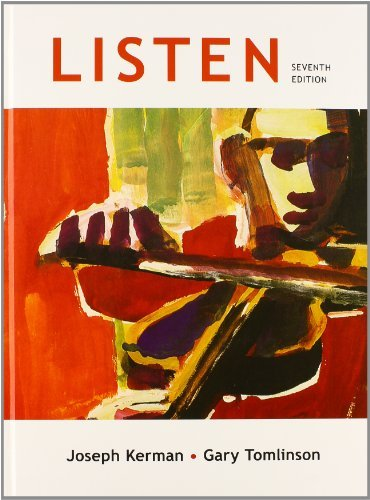 Listen 7e cloth & 6-CD Set & E-Book by Joseph Kerman (2011-06-13)