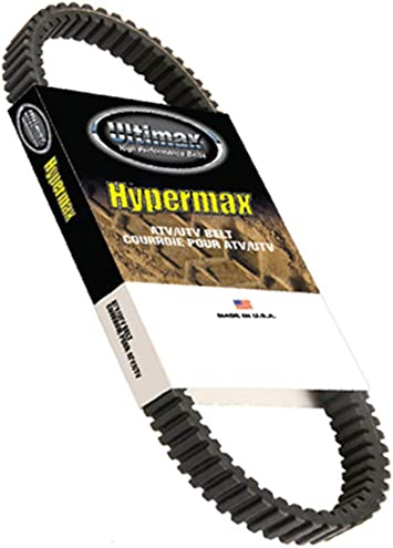 Carlisle Ultimax Hypermax ATV UTV CVT Clutch Drive Belt  UA412