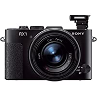 Sony DSC-RX1/B Cyber-shot Full-frame Digital Camera