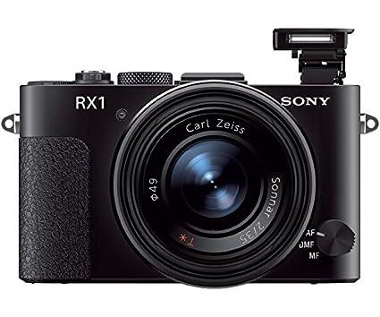 558206222 Amazon.com : Sony DSC-RX1/B Cyber-shot Full-frame Digital Camera : Point  And Shoot Digital Cameras : Camera & Photo