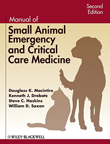 Manual of Small Animal Emergency and Critical Care Medicine (Small Animal Care)