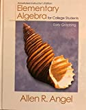 img - for Elementary Algebra for College Students: Early Graphing book / textbook / text book