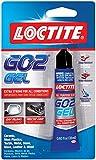 Loctite Go2 Gel Clear Adhesive .60-Fluid Ounce Tube (1832982)