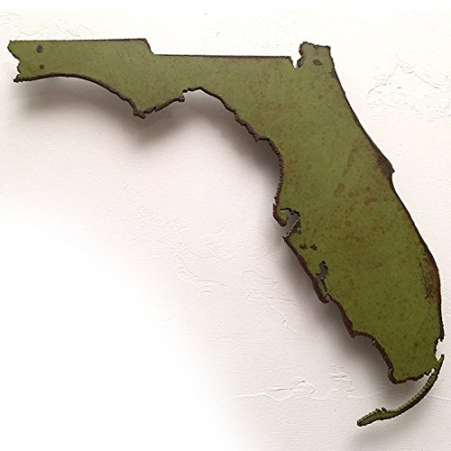 Florida metal wall art - Choose 10