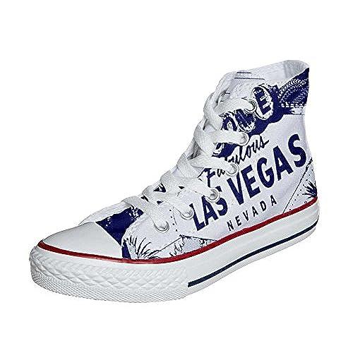 d06f65e3b43 well-wreapped Converse All Star Hi Personnalisé et Imprimés chaussures  coutume