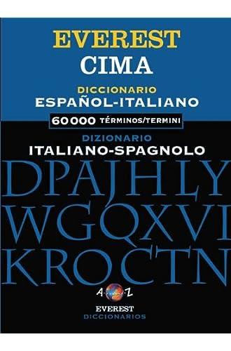Diccionario Cima Everest Español
