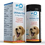 10-in-1 Dog and Cat Vet-10 Urine Test Strips