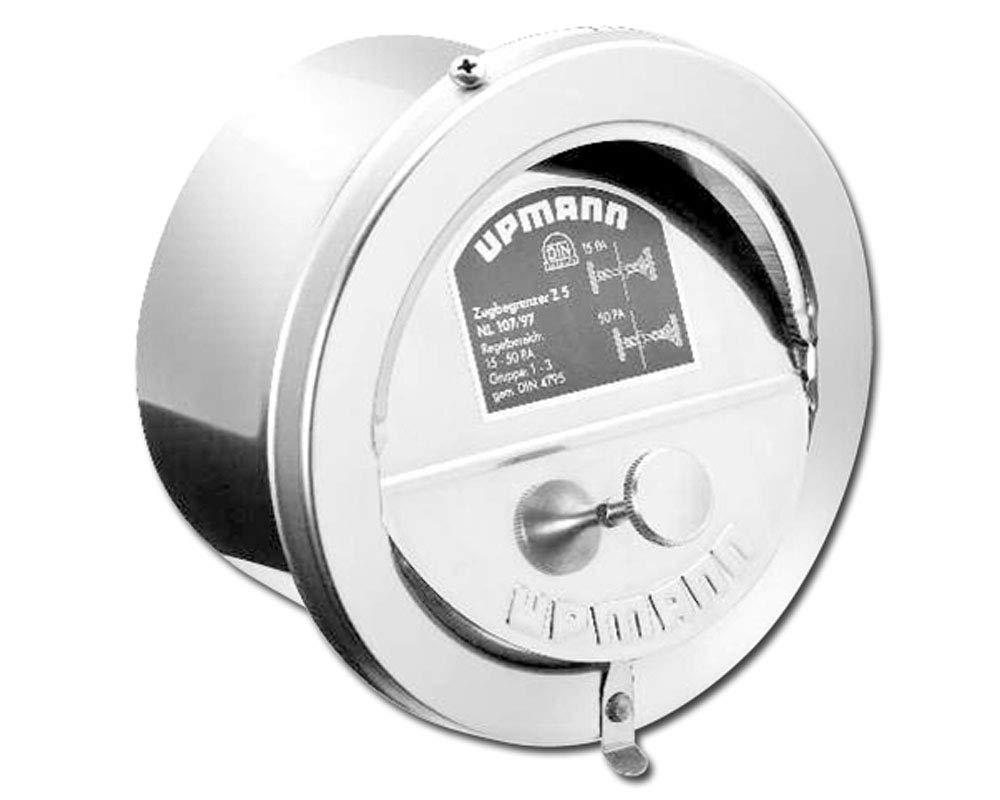 Upmann Grille zugbegrenzer Z6 V2 A DN 150, 1 piè ce, 30160 1pièce Upmann GmbH & Co. KG
