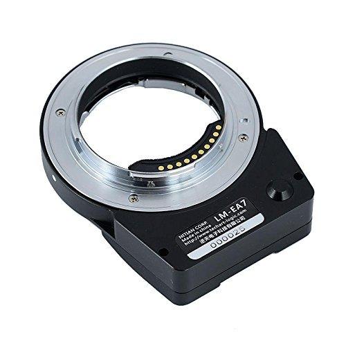 TECHART LM-EA7 II Auto Focus Lens