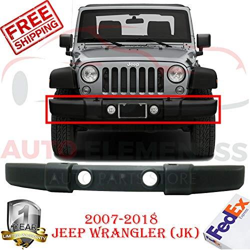 jeep wrangler sahara bumper cover - 4