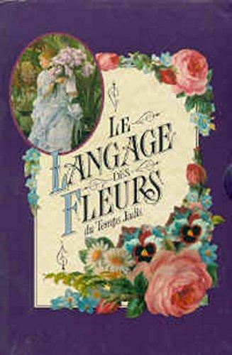 Le Langage des fleurs du temps jadis Relié – 1992 Sheila Pickles Solar 2263018123 9782263018121_MESSADP_US