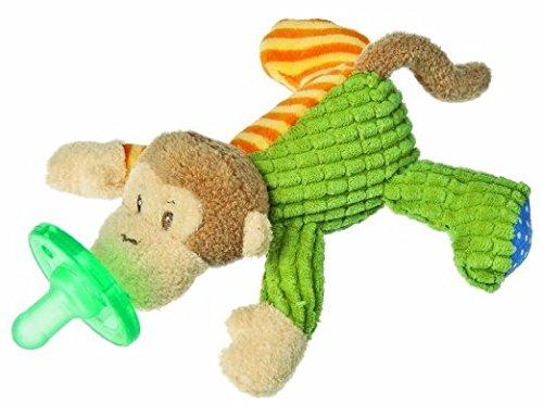 Mary Meyer WubbaNub Pacifier Mango Monkey Plush Toy by Mary Meyer