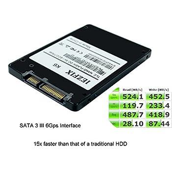 Iezfix Ssd 120gb Sata 3 Iii Internal Solid State Drive Tlc Nand Flash (2.5 Inch 7mm H) For Desktop Laptop (120gb) 3