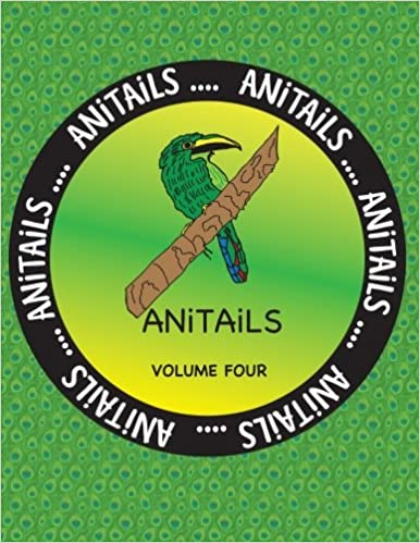 amazon com anitails volume four learn about the emerald toucanet