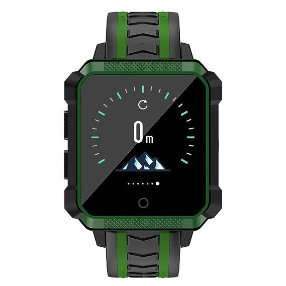 Amazon.com: sundengyuey 696 H7 4G Smart Watch 1.5in GPS BT4 ...