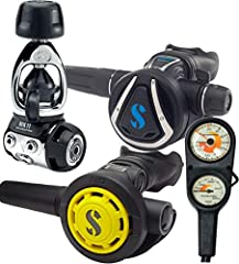 Scubapro MK11 S360 R095 Octo 2 Gauge Analog Console With Free Regulator Bag and Low Pressure HoseScubaPro MK11/C370 RegulatorThe MK11/C370 is a great choice for dive-trekkers.The balanced diaphragm MK11, with its chrome-plated brass body spec...
