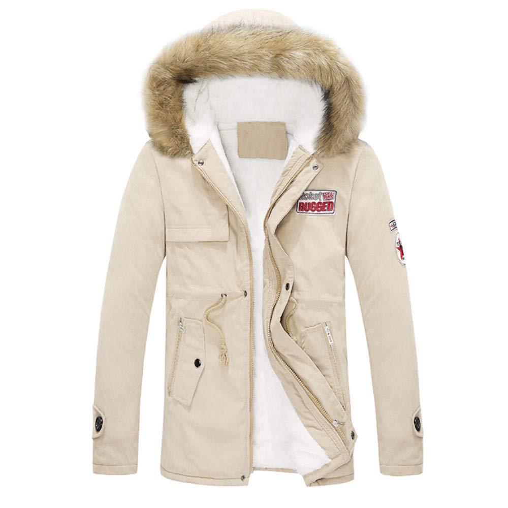 Btruely Oberbekleidung Damen Groß Größe Freizeitjacke Frauen Outwear Vintage Parka Mantel Herbst Winterjacken Pocket Fur Paar Mantel Mode Mantel