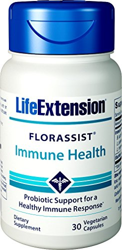 Life Extension Florassist Immune Health 30 Vegetarian Capsules
