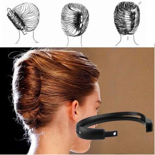 CaandShop(TM) Styling Women French Twist Clip Bun Tool, used for sale  Delivered anywhere in Canada