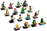 LEGO Series 20 Complete Set of 16 Minifigures 71027
