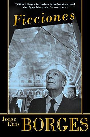 book cover of Ficciones