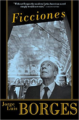 Image result for Ficciones by Jorge Luis Borges