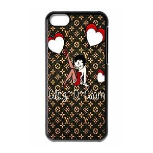 iPhone 5C Phone Case Betty Boop Q6B9959362